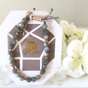 Gorjana Labradorite Rose Gold Bracelet